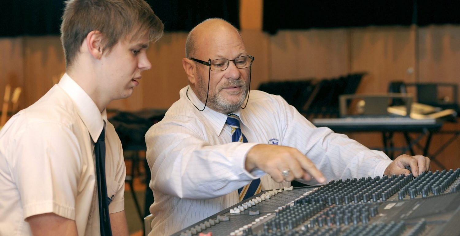 Introducing: St Dominic's College Music Academy!