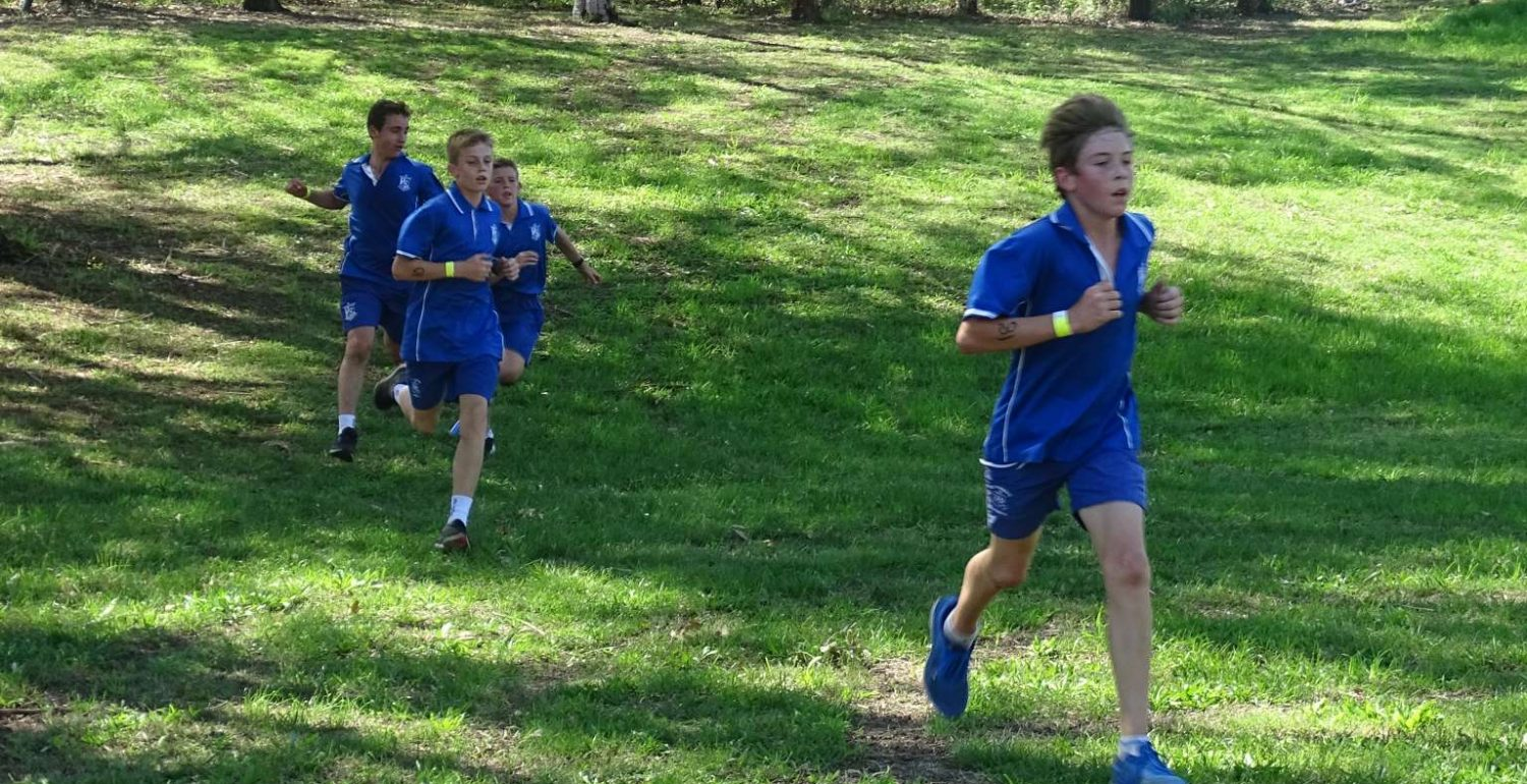 MCS Cross Country Championships 2018