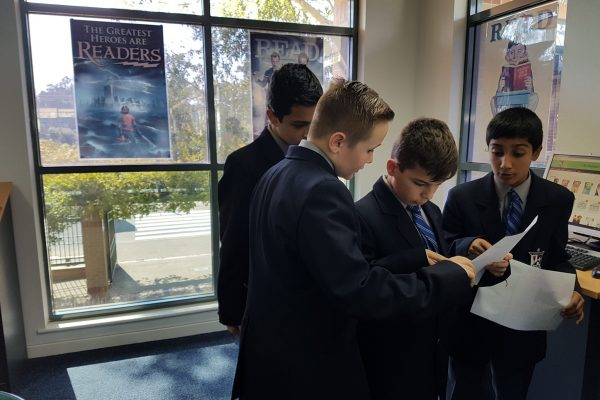 Year 7 Student Learning Experience