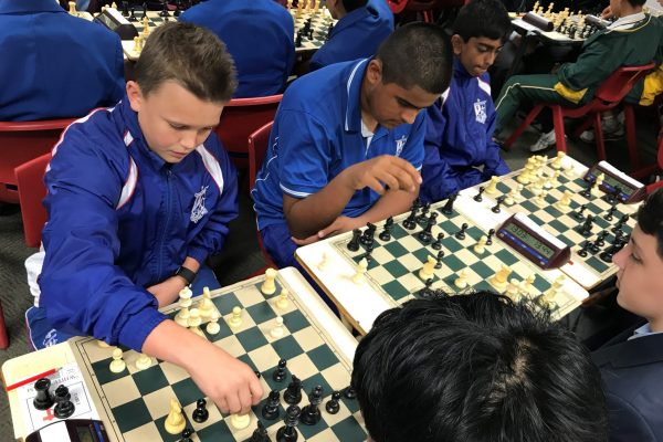 Year 7 – 9 MCS Chess Tournament