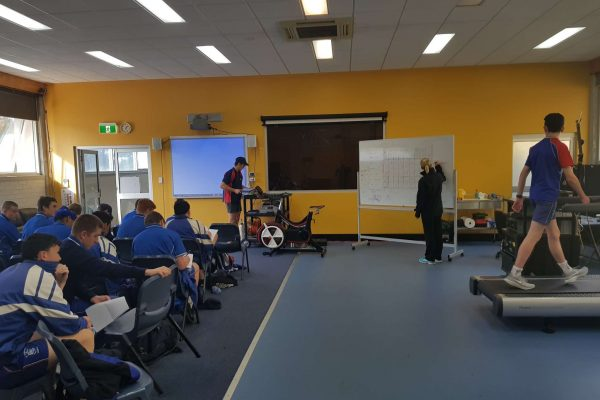 NSW Academy of Sport Excursion