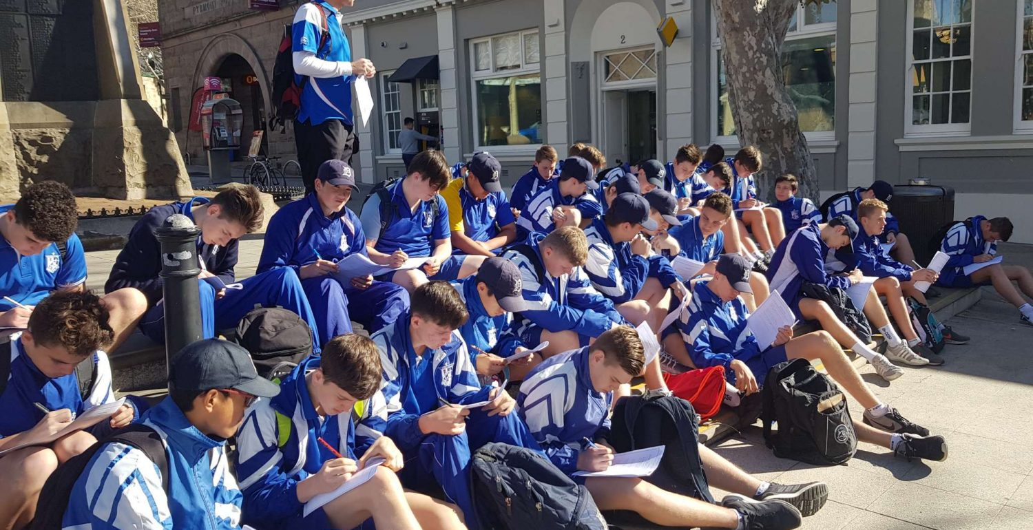 Year 10 Geography Field Trip to Pyrmont