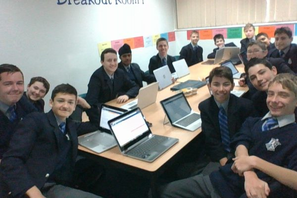 St Dominic's Code Club