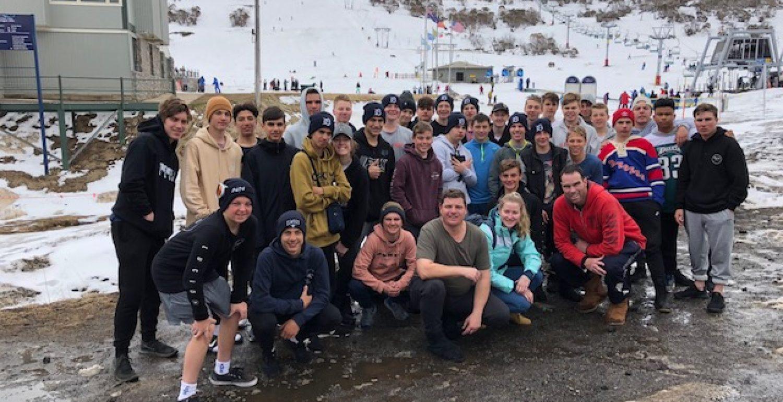 College Snow Trip 2018