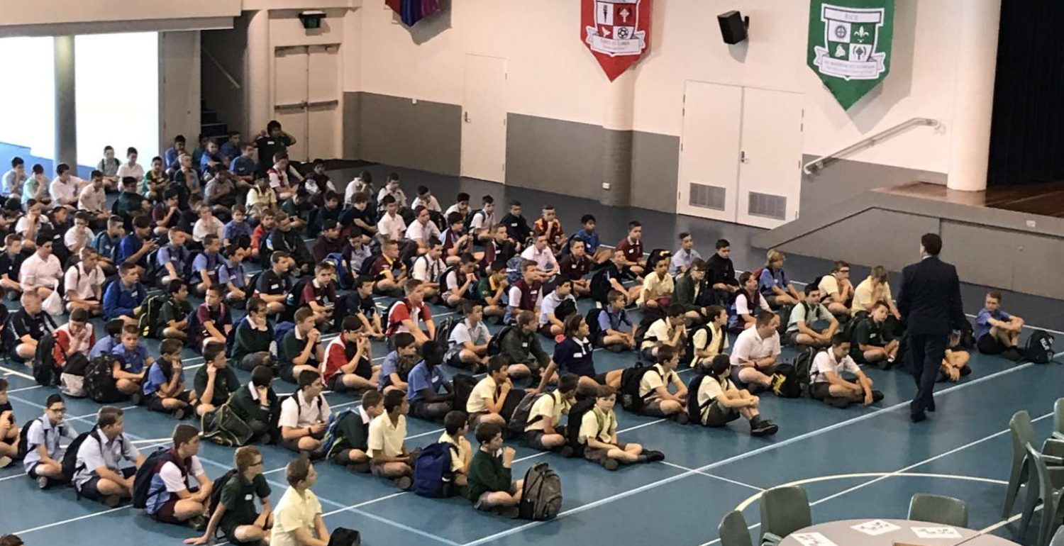 Year 7 2019 Orientation Day