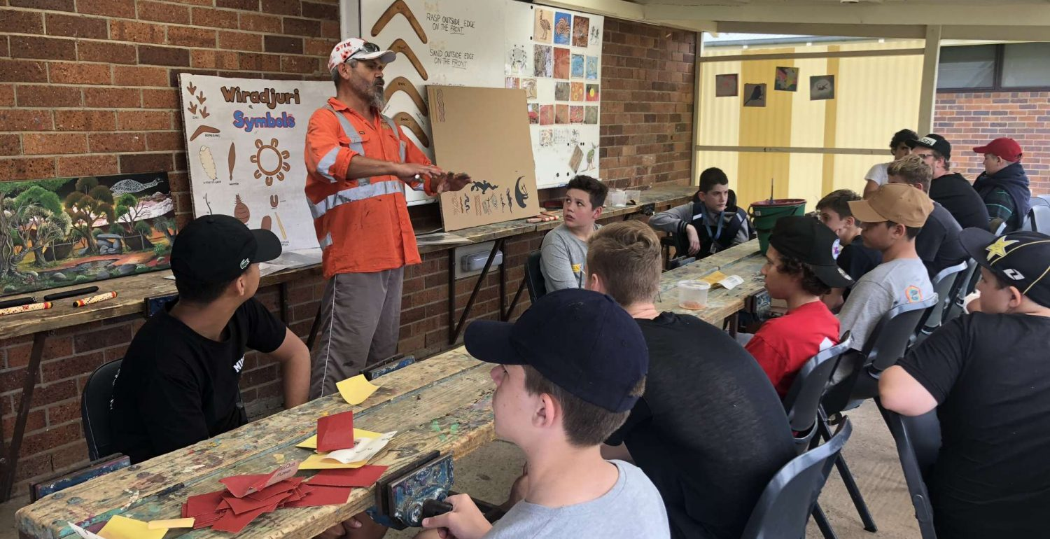 Wiradjuri Culture and Language Camp