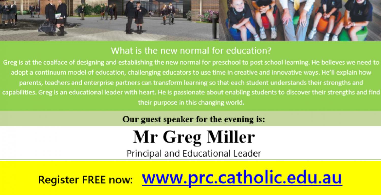 New Generation Schools Talk