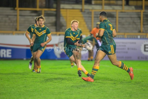 Australian Schoolboys Rugby League Tour – Zac Cini