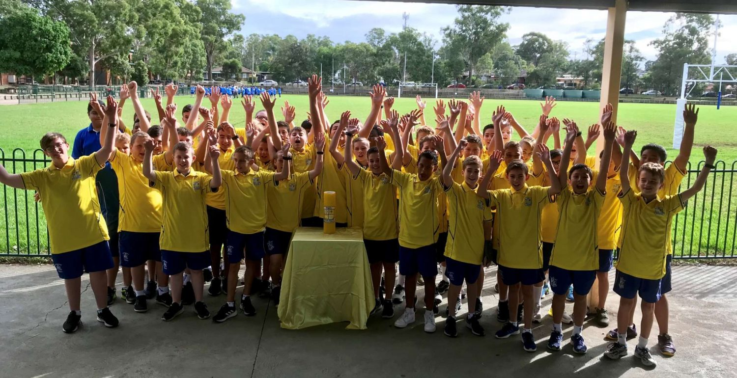 Harmony Day – Year 7 House Initiation