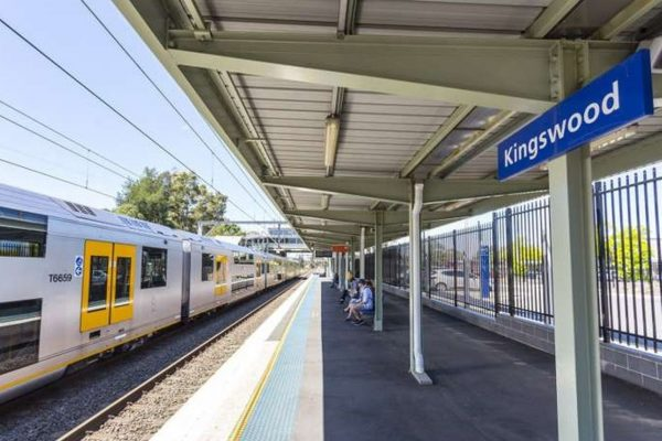 Kingswood Station Upgrade