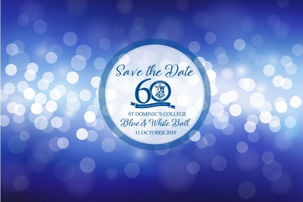 St Dominic's College Blue & White Ball
