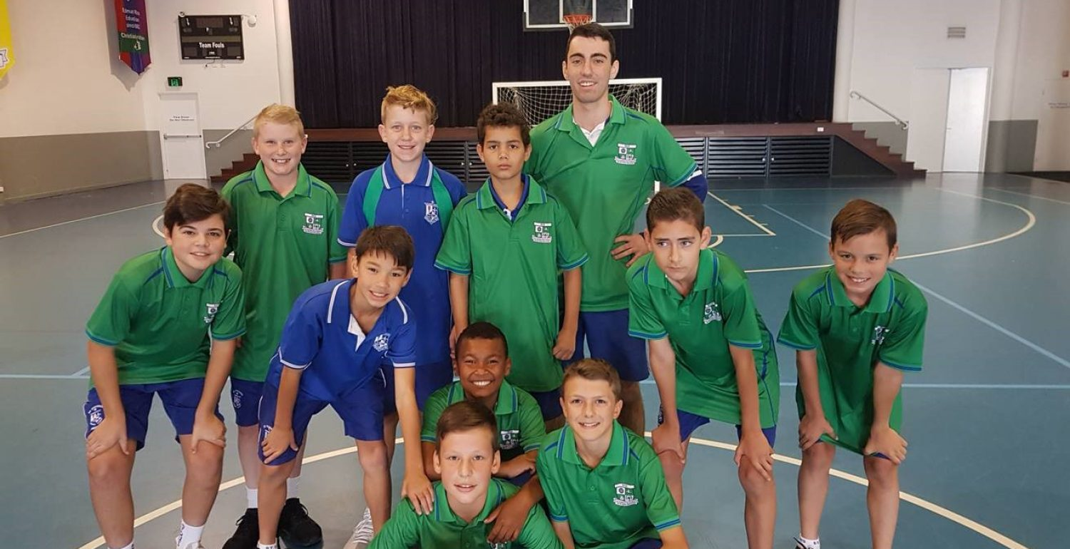 Year 7 Indoor Soccer House Cup