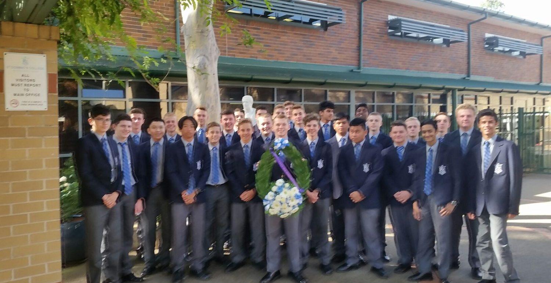 Penrith RSL School ANZAC Service
