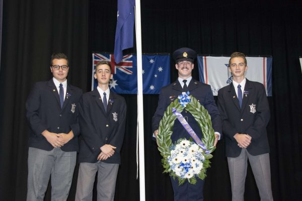 ANZAC Day Service at St Dominic's College
