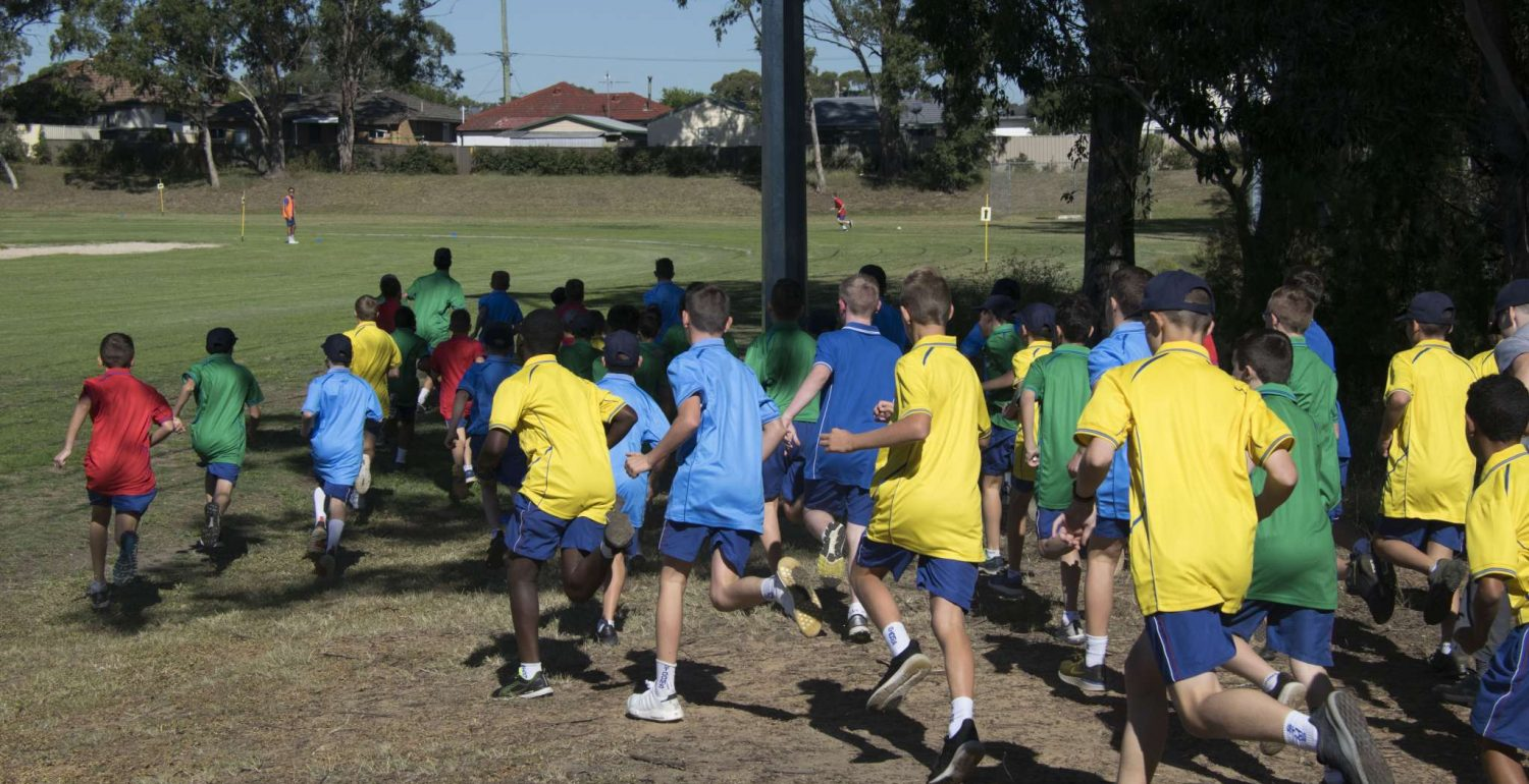St Dominic's College Cross Country