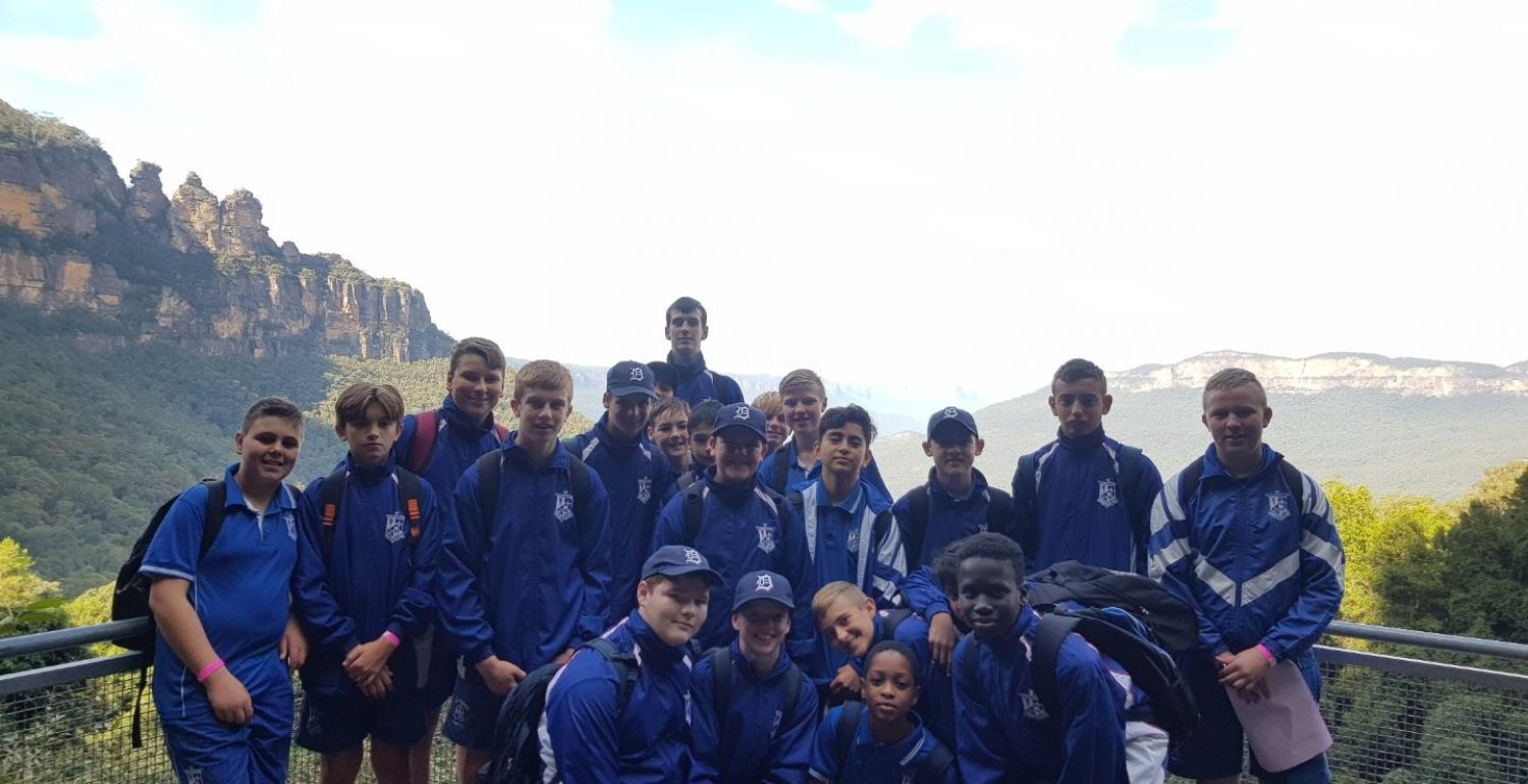Year 8 Scenic World Geography Excursion