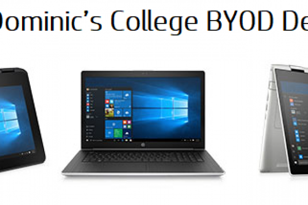 HP COLLEGE BYOD EOFY SALE!