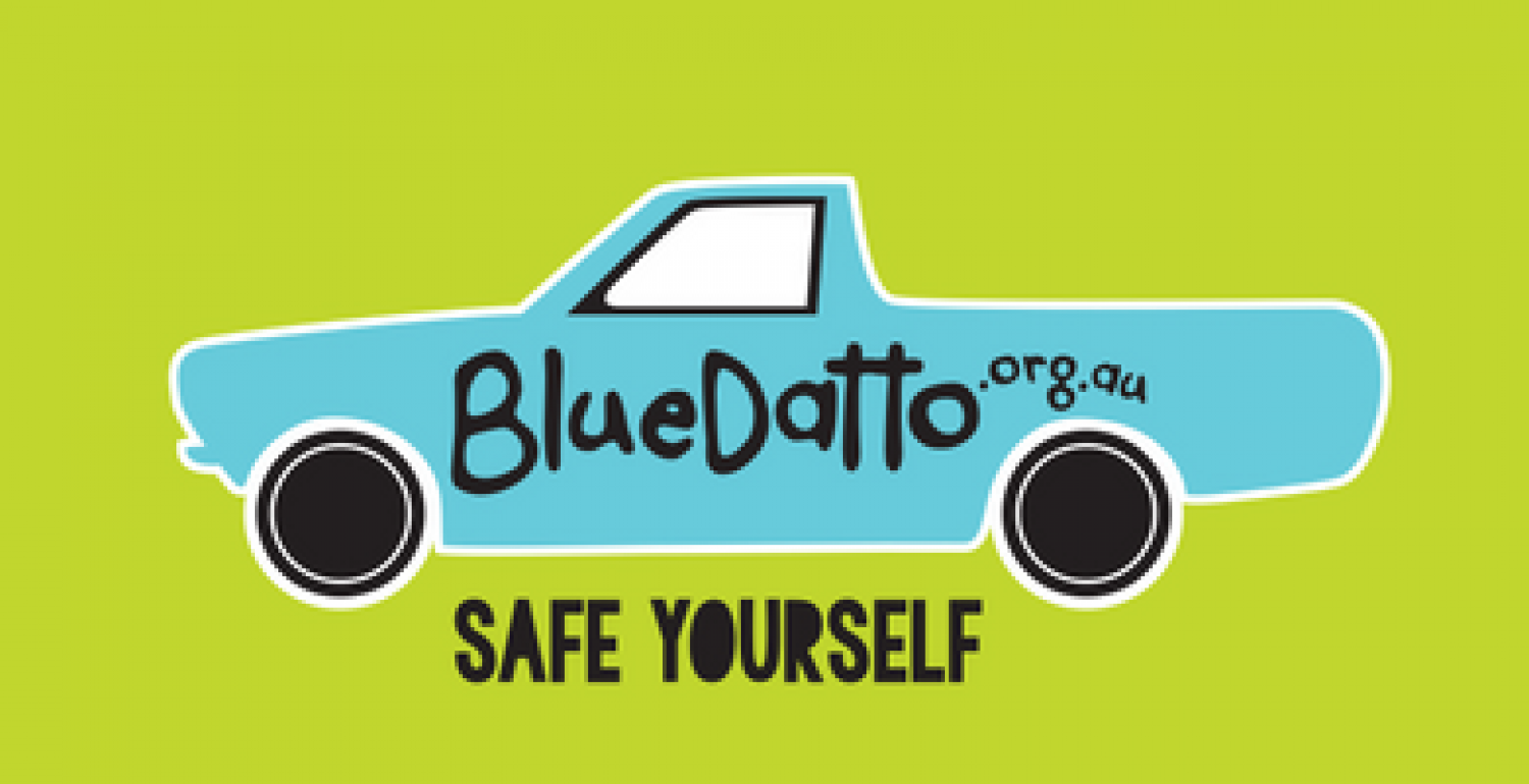 Blue Datto Road Safety Program