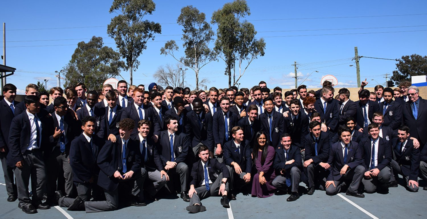 2019 Year 12 Graduation Assembly
