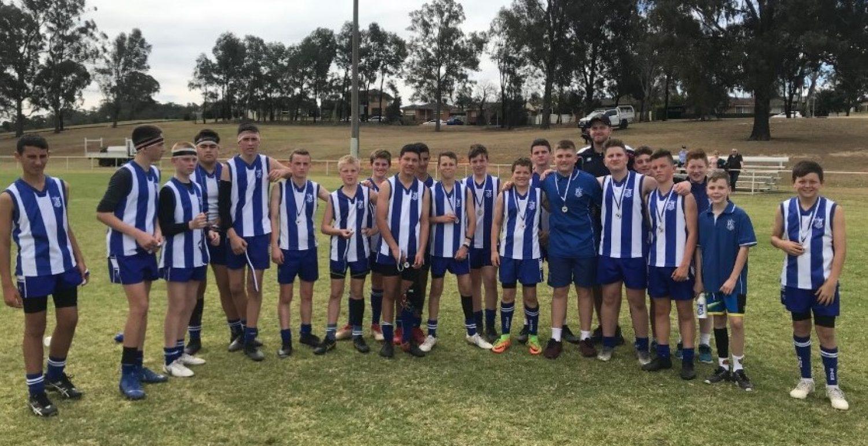 Under 14's AFL Grand Final