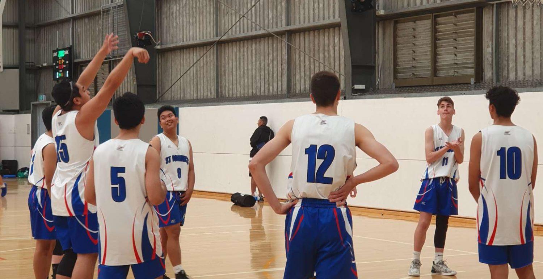 Good Luck Junior & Intermediate Basketball Teams