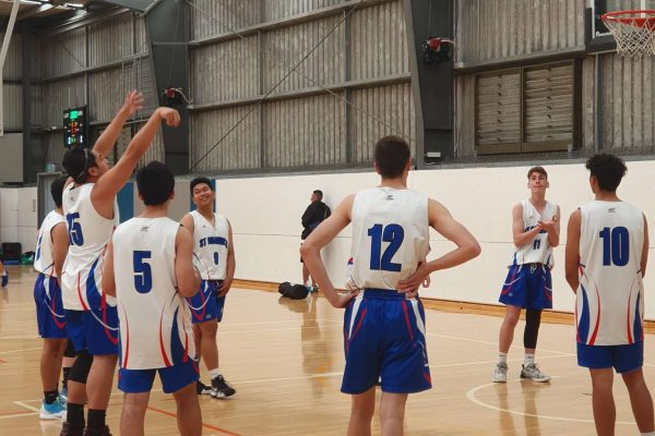 Good Luck Junior & Intermediate Basketball Teams