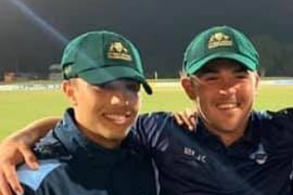 Australian National Cricket Championships 2019