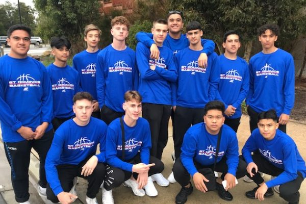 Congratulations to our College Basketball Team