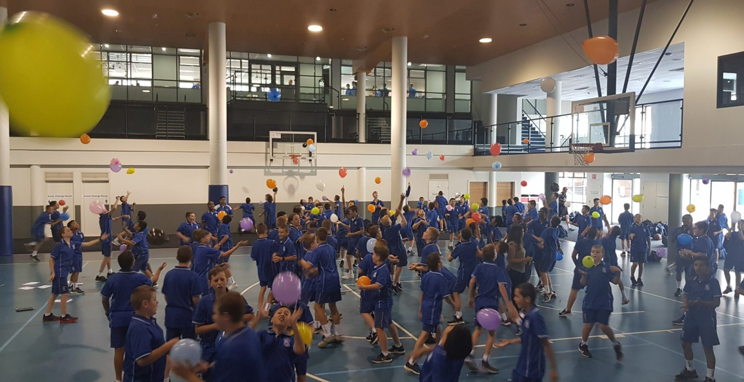 Year 7 Big Fish Little Fish Program
