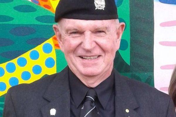 Noel McLaughlin OAM MBA