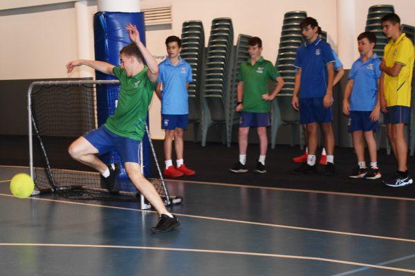 Year 9 PASS – 'Goal Ball'