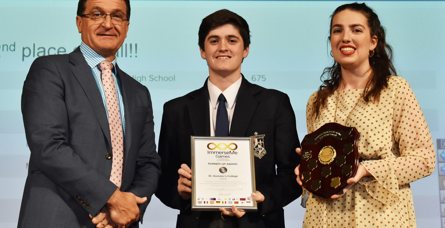 St Dominic's College Languages Students Achieve Outstanding Success on International Platform