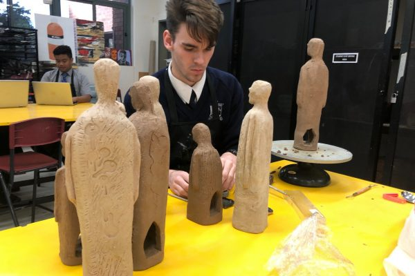Year 12 Visual Arts – Body of Work Submissions