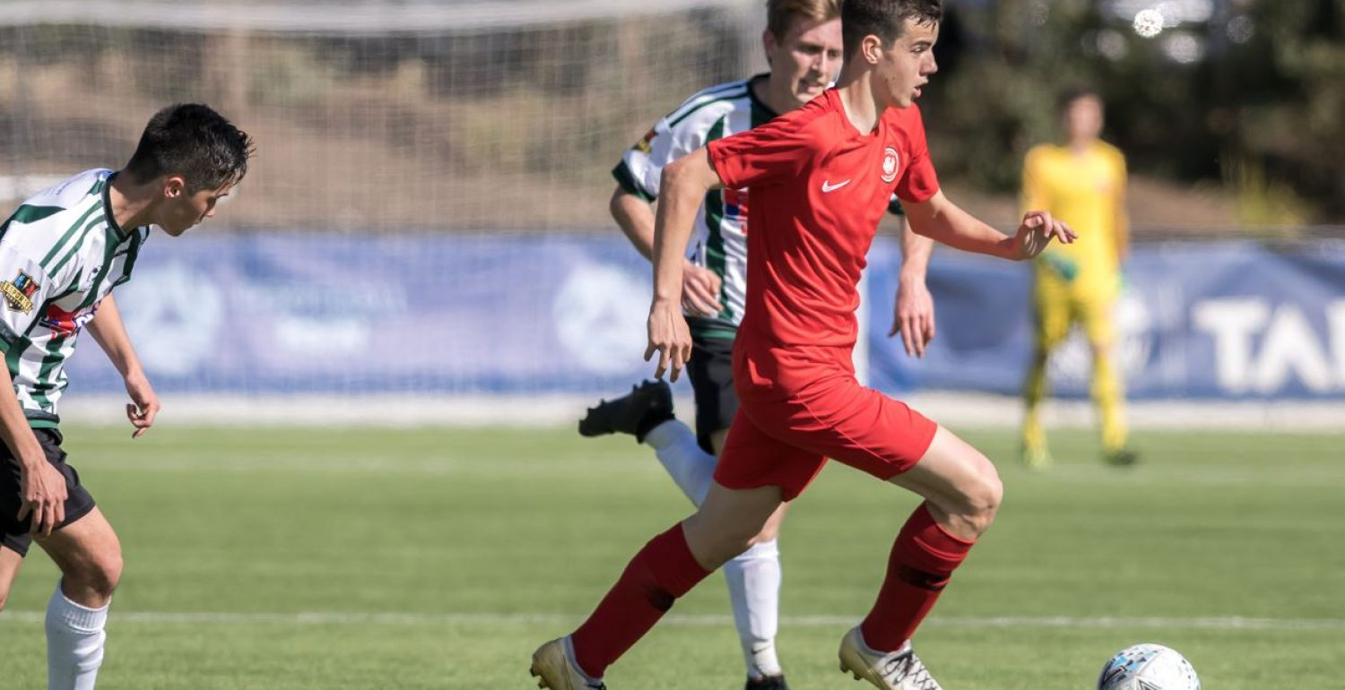 Former Student, Nicolas Milanovic Signed to A League