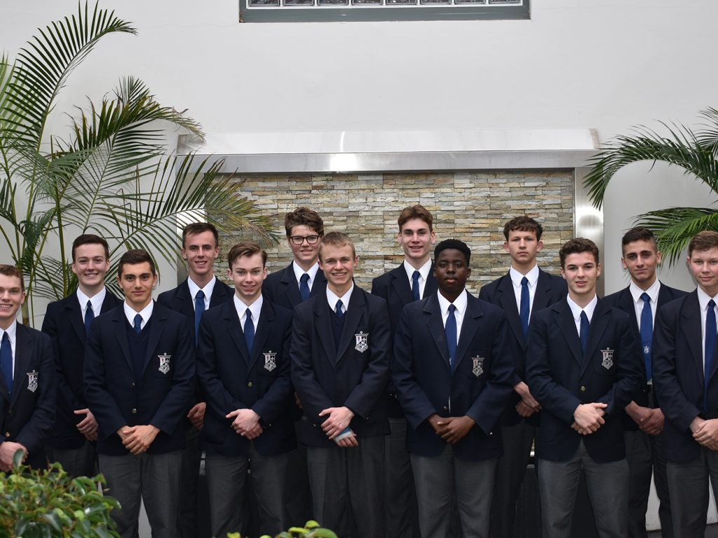 2021 St Dominic's College Prefects Announced