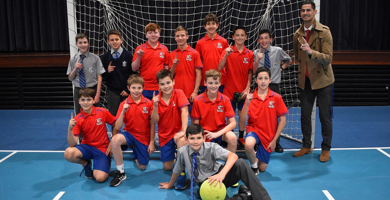 Year 7 Annual Futsal House Cup