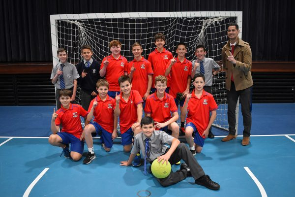 Year 7 Annual Futsal House Cup