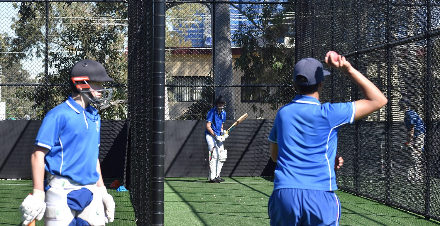 Cricket Program Commences at St Dominic's College