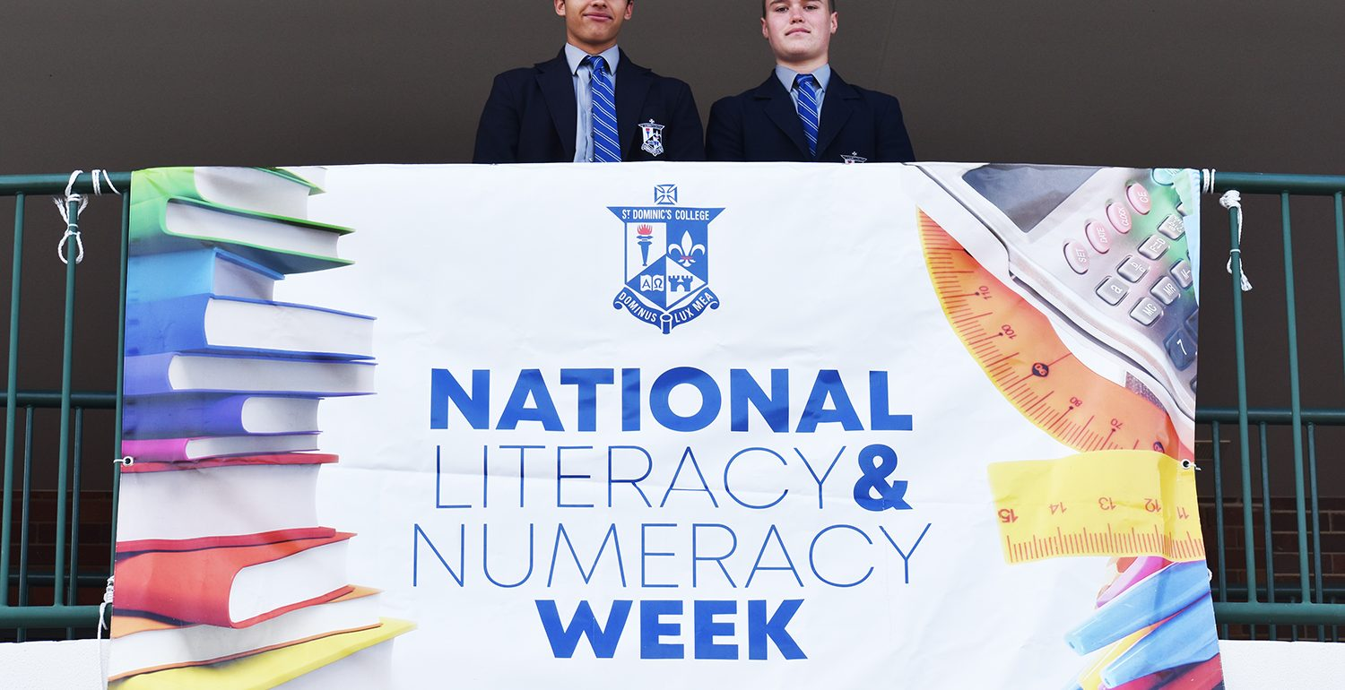 National Literacy and Numeracy Week – Year 7 and 9 Challenges