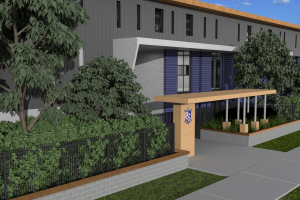 St Dominic's College Commence Major Building Works