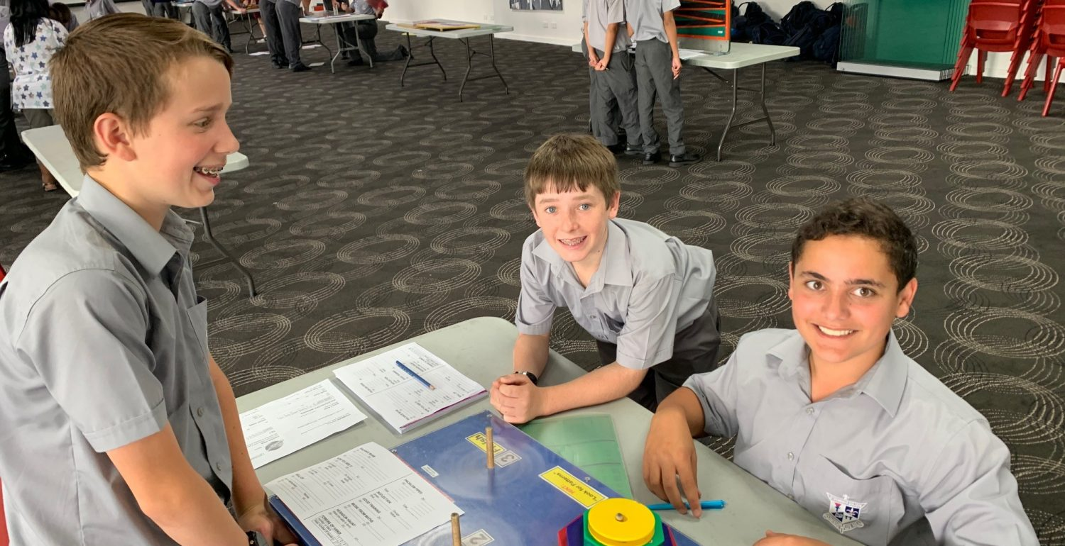 Year 7 – Discover a 'World of Maths'