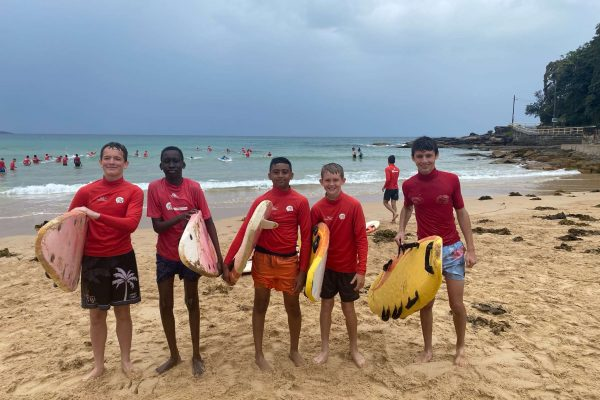Year 8 Surf Education