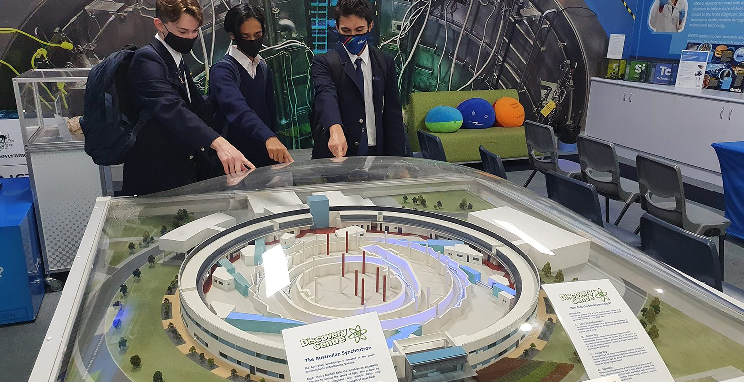 Year 12 – Nuclear Technology Excursion