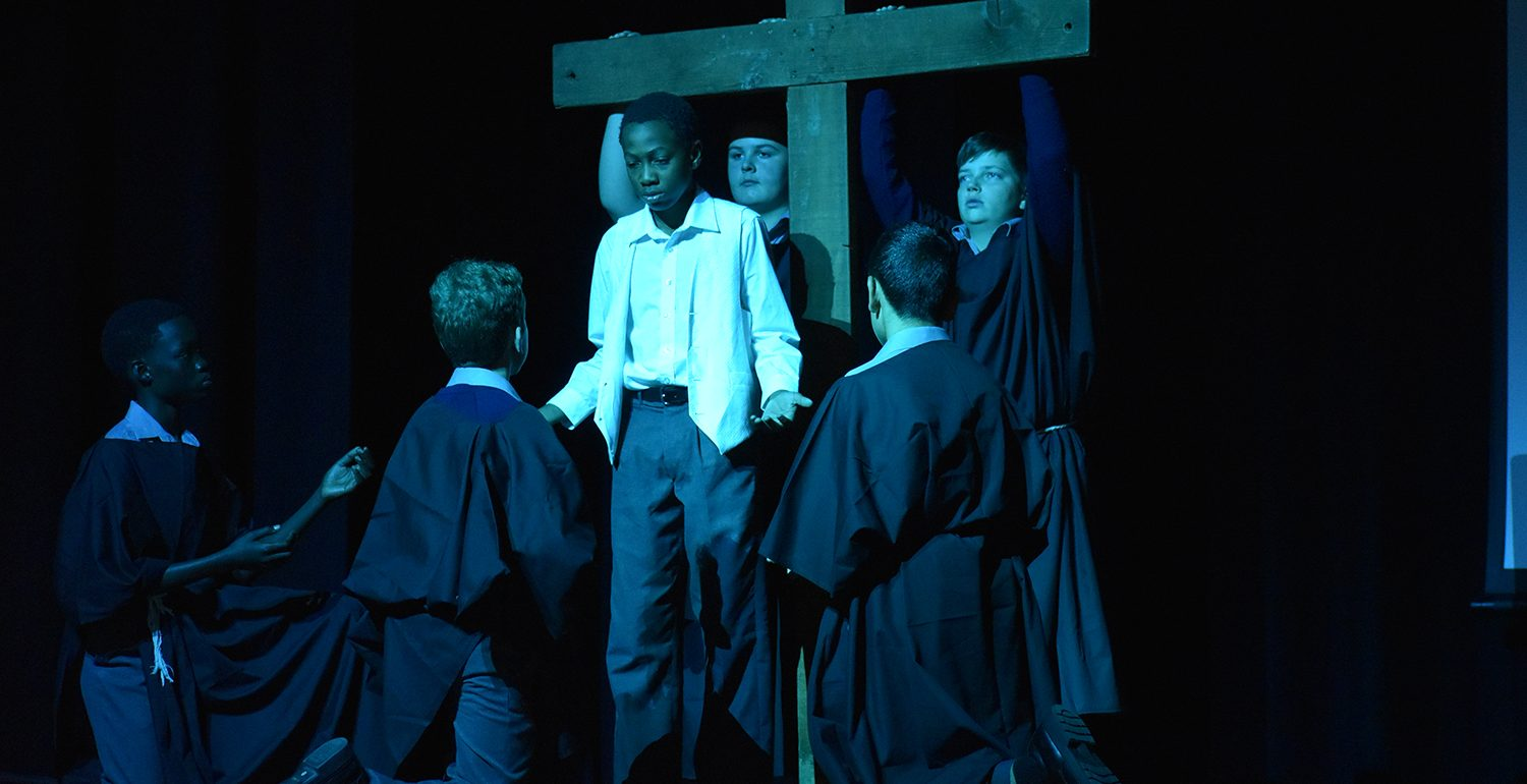 Stations of the Cross – Holy Week Reflection