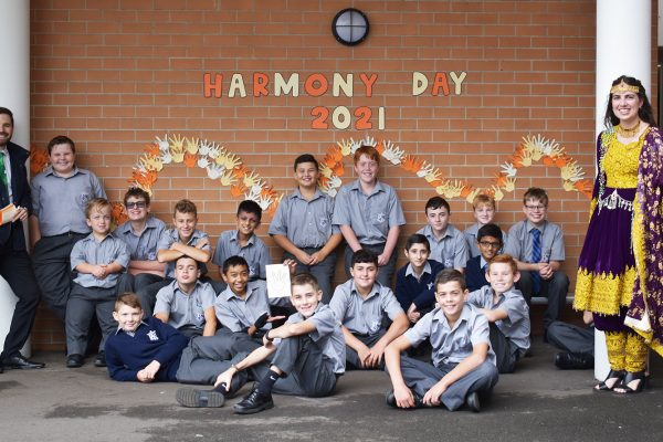St Dominic's College Celebrates Harmony Week