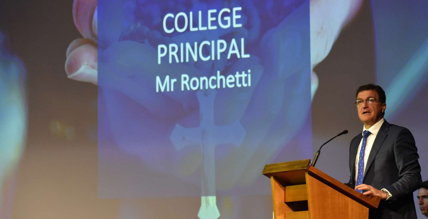 Principal's Address – April 2021